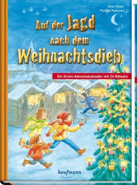Auf der Jagd nach dem Weihnachtsdieb (Krimi-Adventskalender)