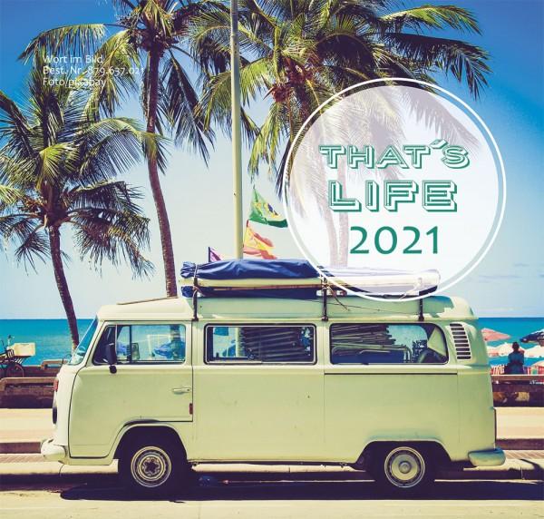 That's Life 2020 (Tischkalender für Teenager)